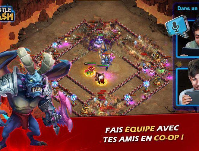 Jouez à  Castle Clash sur PC 6