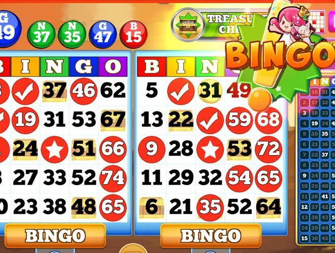 Jogue Bingo app on pc 1