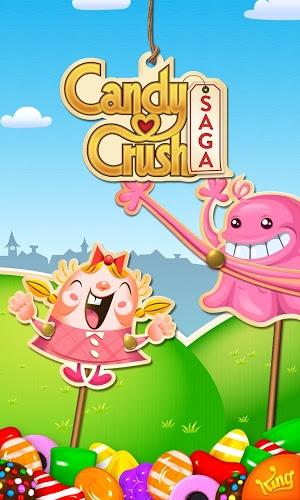 Spielen Candy Crush on pc 7