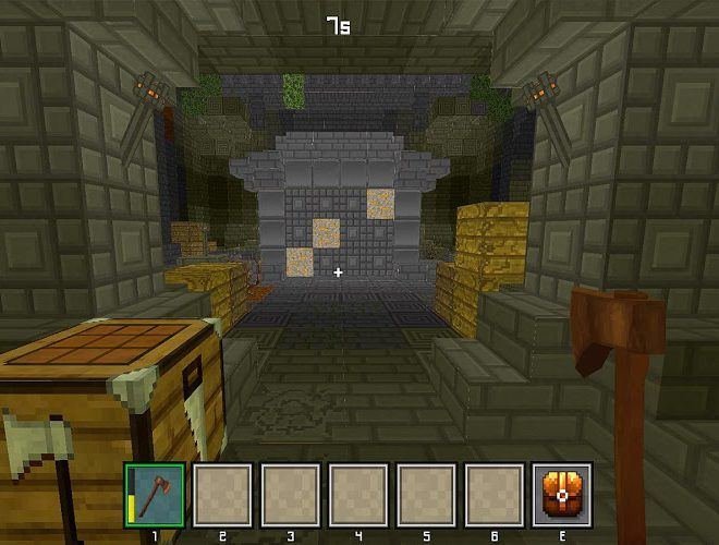Play Hide and Seek – Minecraft Style on pc 11
