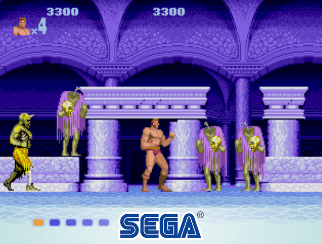 Play Altered Beast on PC 4
