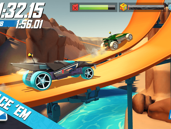 Play Hot Wheels: Race Off on PC 3