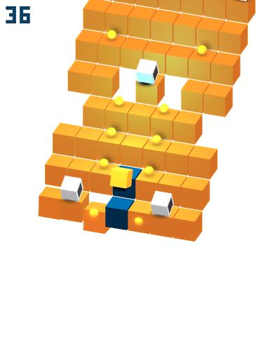เล่น Cube Roll on PC 17