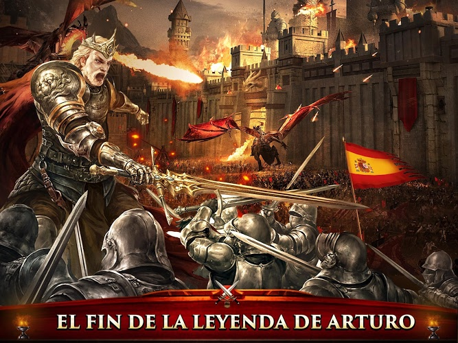 Juega King of Avalon: Dragon Warfare en PC 8
