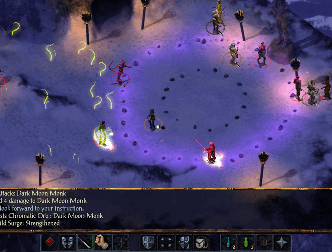 Play Baldur's Gate on PC 9