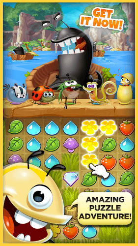 เล่น Best Fiends – Puzzle Adventure on PC 2