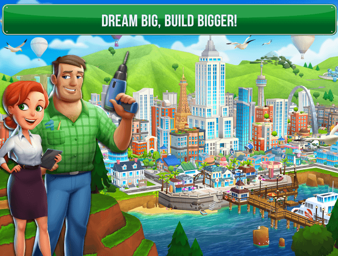 Play Dream City: Metropolis on PC 13