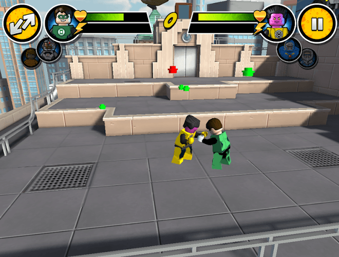 Play LEGO® DC Super Heroes on pc 9