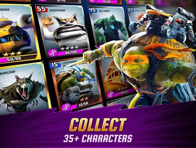 Chơi Ninja Turtles: Legends on PC 9
