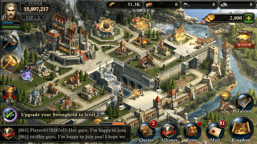 Jogue King of Avalon: Dragon Warfare para PC 14