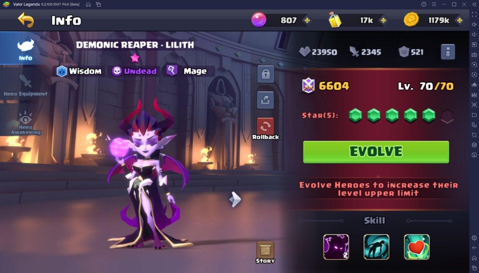 Valor Legends: Eternity – Le Guide des Héros