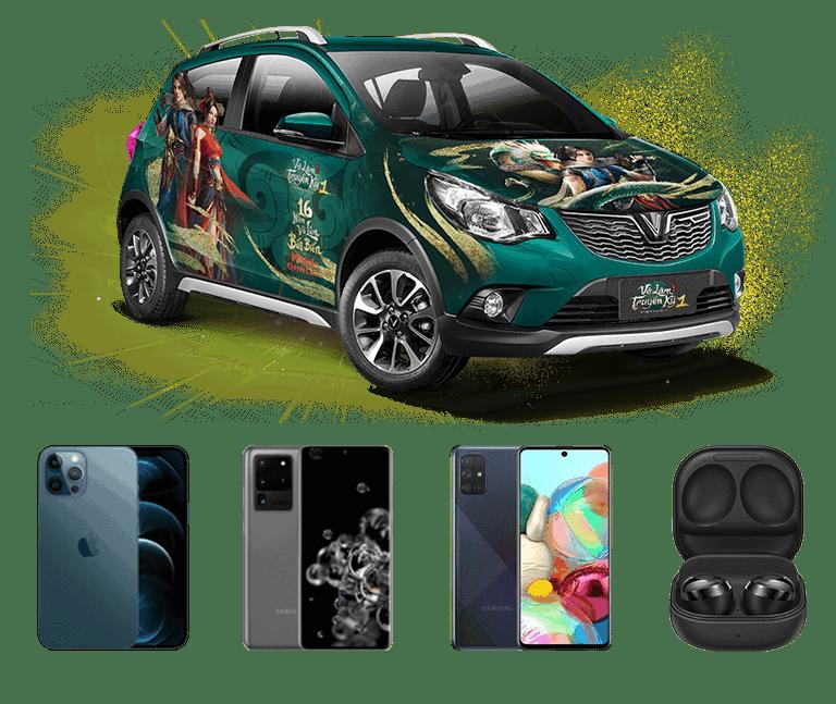 Võ Lâm Truyền Kỳ 1 Mobile ra mắt ngày 7/4