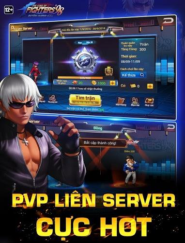 Chơi Quyền Vương 98 on PC 11
