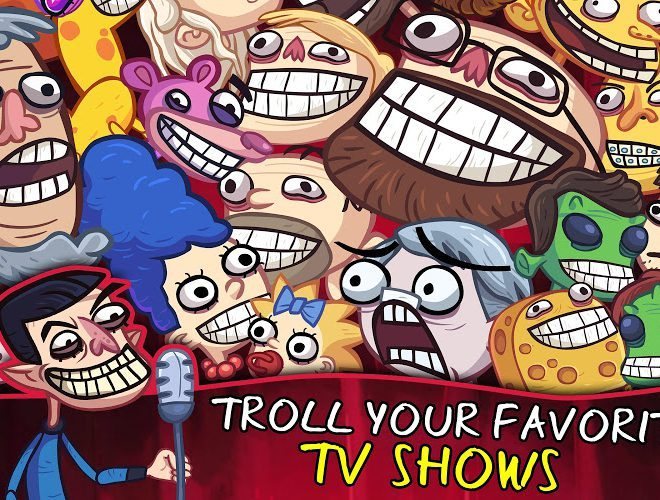Играй Troll Face Quest TV Shows На ПК 15