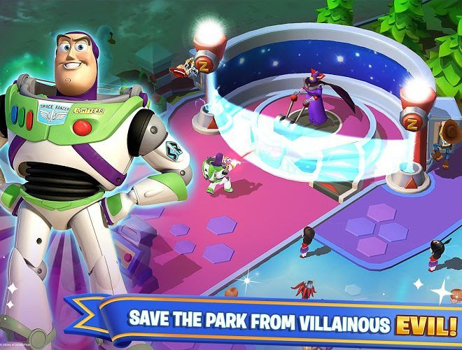 Play Disney Magic Kingdoms on PC 4