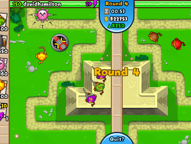 Chơi Bloons TD Battles on PC 3