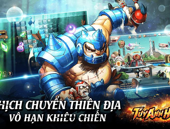 Chơi Túy Anh Hùng on PC 5