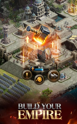 Spustit Clash of Kings on PC 3