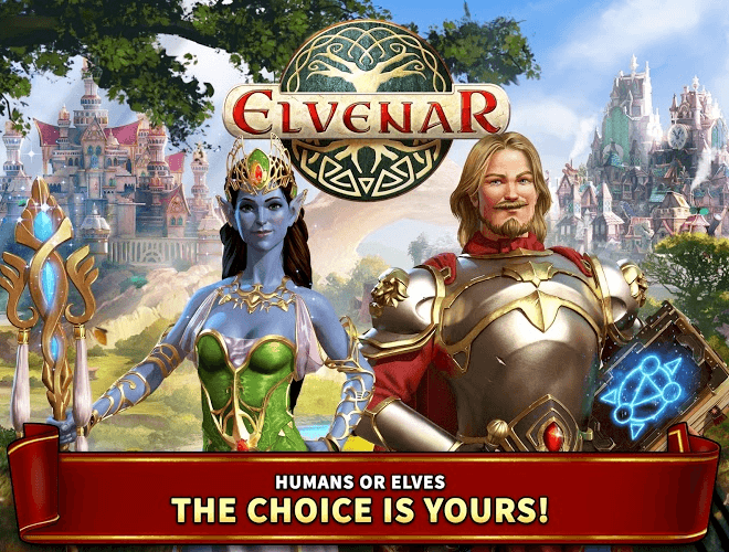 Play Elvenar on PC 3