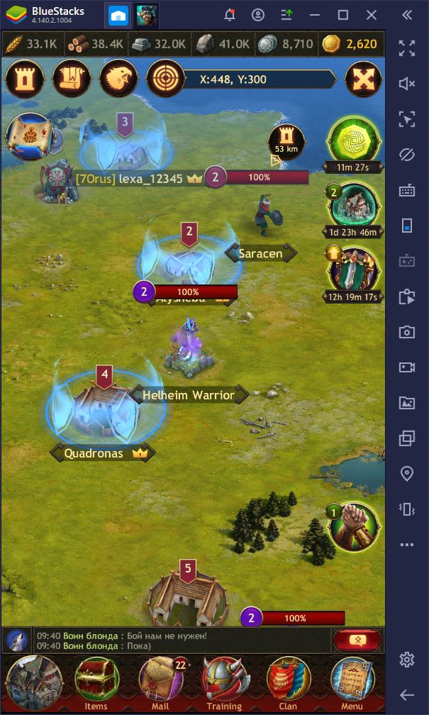 How to Play Vikings: War of Clans on PC with BlueStacks