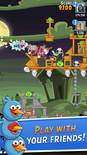 Play Angry Birds Friends on PC 15