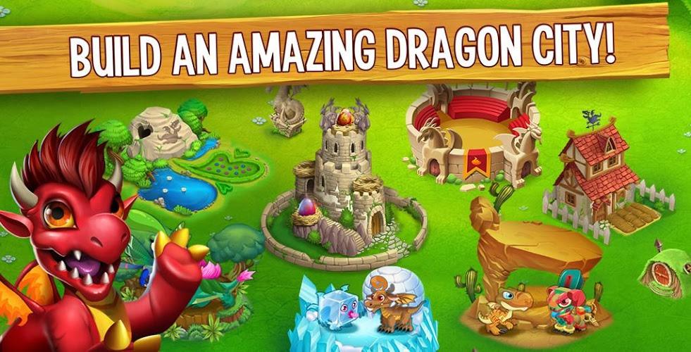 Город драконов игра на компьютер скачать