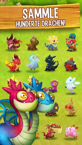 Spiele Dragon City auf PC 4