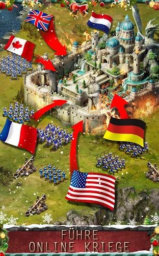 Spiele Empire War: Age of Heroes auf PC 12