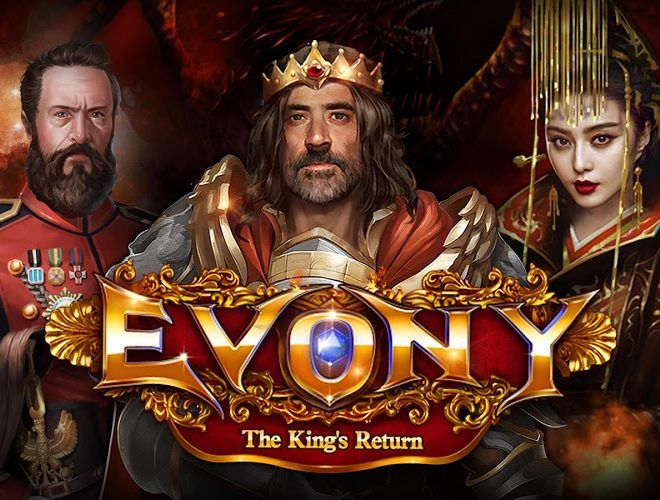 Play Evony: The King's Return on PC 3
