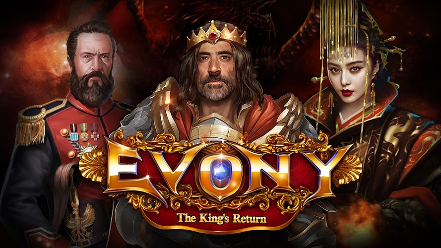 Download evony: the king's return on pc with bluestacks.
