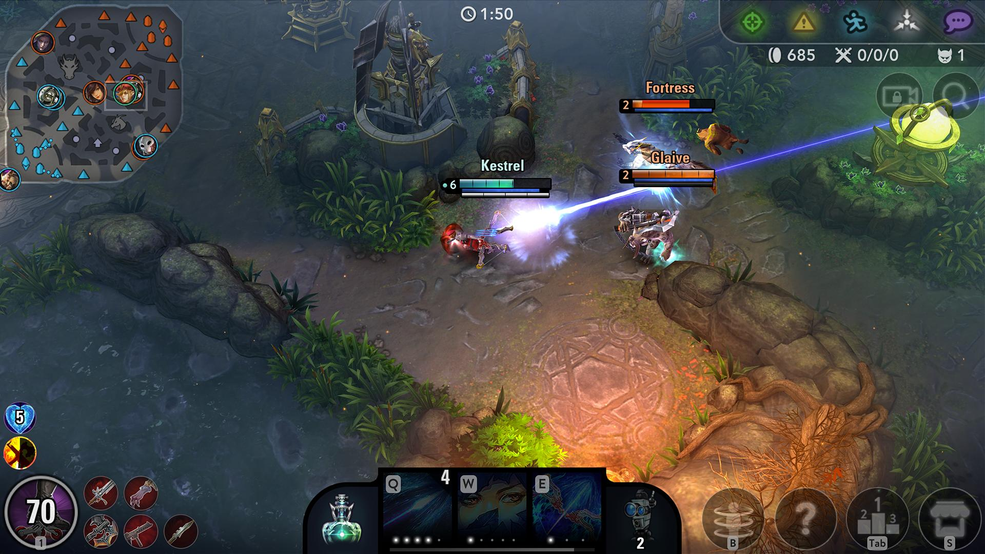 Your Android MOBA Experience Is Incomplete Without These Titles