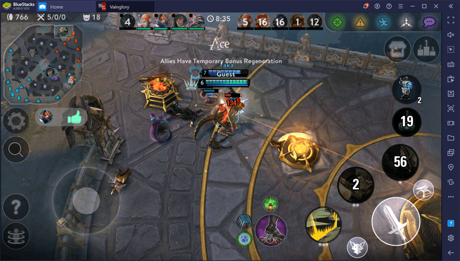 The Best Vainglory Tips and Tricks for Dominating All Your Matches