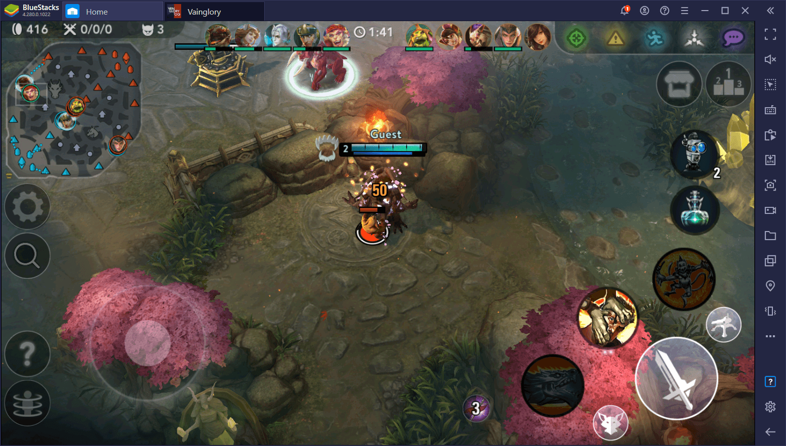 Vainglory – How to Dominate the Jungle and Snowball Your Team to Victory