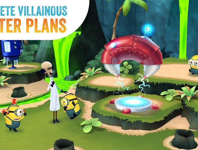 Play Minions Paradise on PC 1