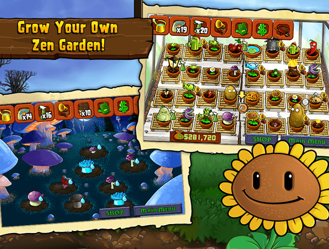 เล่น Plants vs Zombies on PC 4