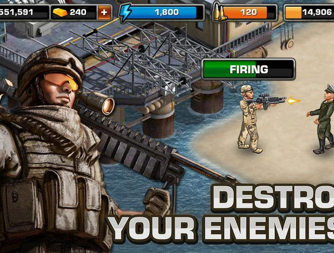 Играй Modern War На ПК 11