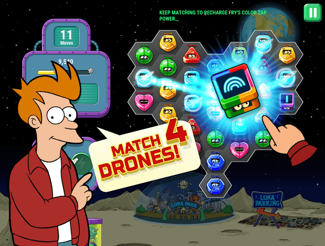 Play Futurama: Game of Drones on pc 13