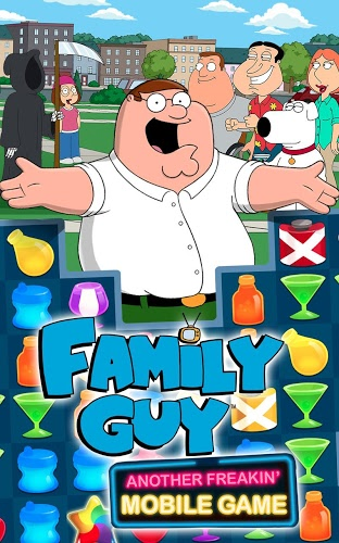 Play Family Guy Freakin Mobile Game on PC 24