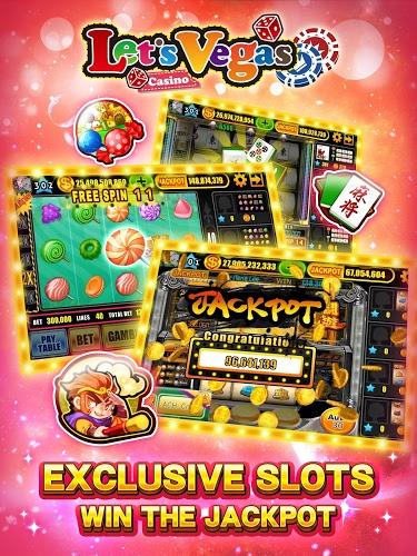 暢玩 Lets Vegas Slots PC版 21