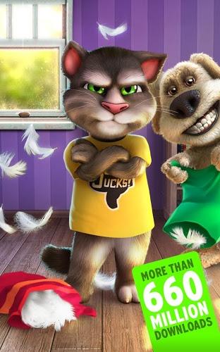 Play Talking Tom Cat 2 on PC 7