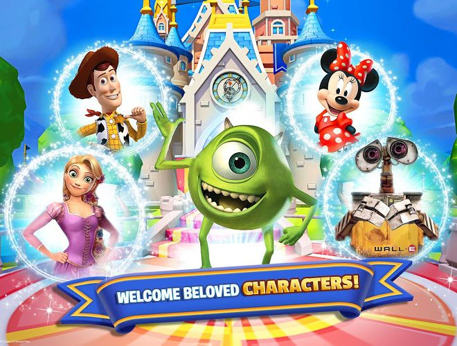 Play Disney Magic Kingdoms on PC 3