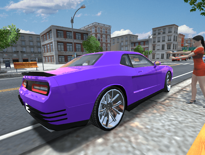 Play Muscle Car Challenger on PC 14