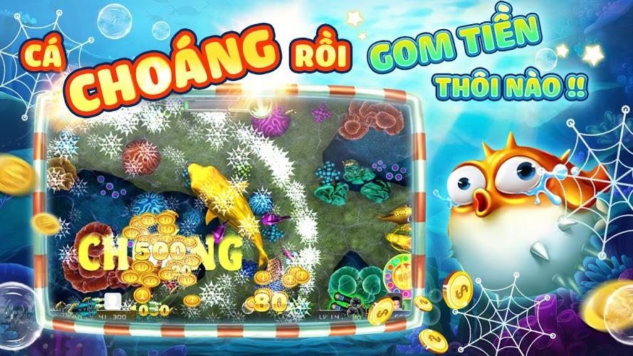 Chơi aFish – bắn cá siêu thị on PC 3