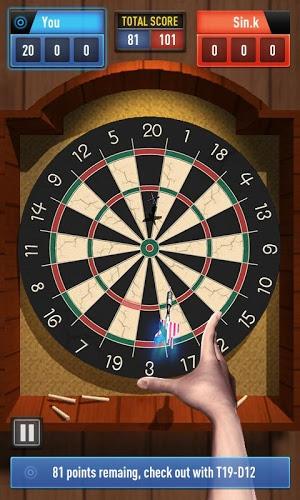 Play Darts Master 3D on PC 7