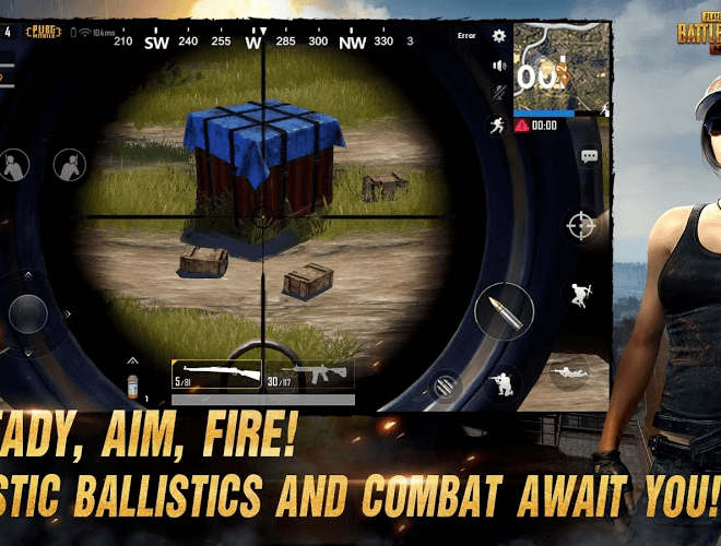 Juega PubG Mobile  on PC 14