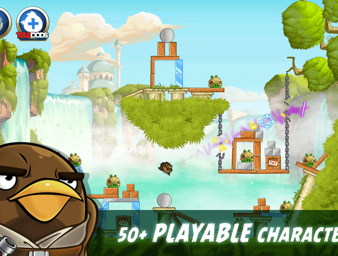 Play Angry Birds Star Wars II Free on PC 10