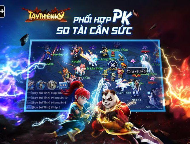 Chơi Tây Thiên Ký on PC 4