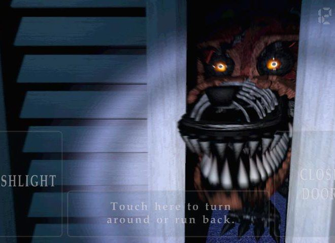 Main Five Nights at Freddy's 4 on PC 5