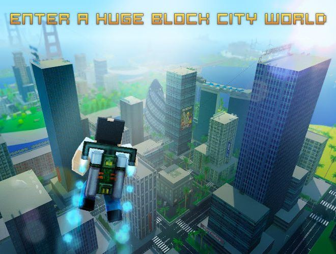 เล่น Block City Wars on PC 8