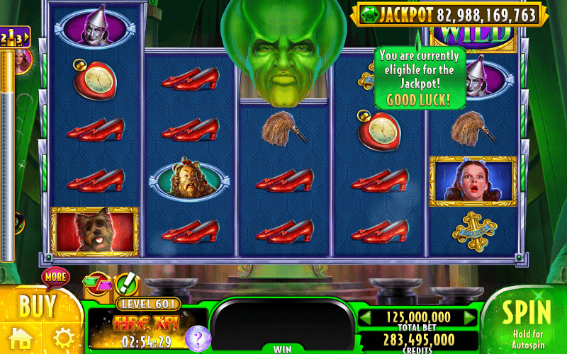 Play Wizard of Oz Free Slots Casino on PC 20